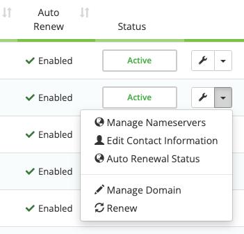 tìm tên miền để đăng ký name server riêng